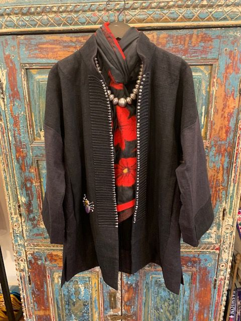 Maio Hemp Jacket